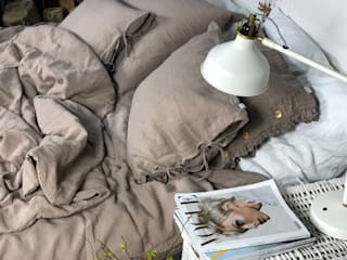 NatureBed BedroomTextiles Flax/Linen Brown