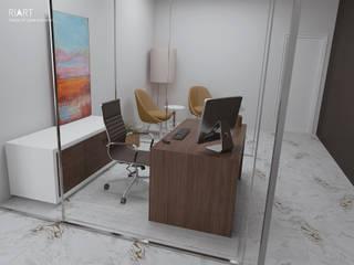 Escritório de Advogados por RIART | Design & Interiors Moderno