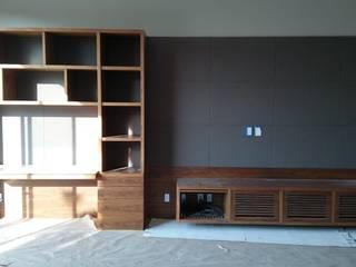 Pared Revestida de ACY Diseños & Muebles Moderno