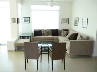 Sala Escuadra de ACY Diseños & Muebles Moderno
