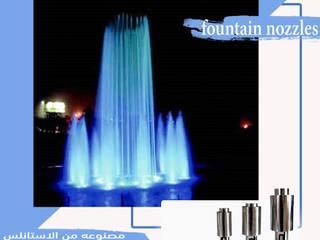 fountains nozzles in riyadh: حديث  تنفيذ زهرة الريان _zr,حداثي