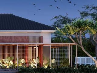 tropical  by GUBAH RUANG studio, Tropical