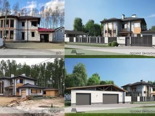 by Архитектурное бюро 'Маринисты' Modern