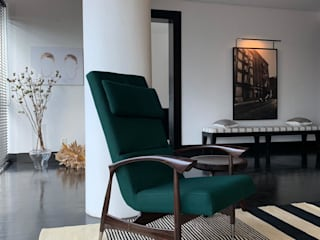 Modern living room by AMMA PROJETOS Modern
