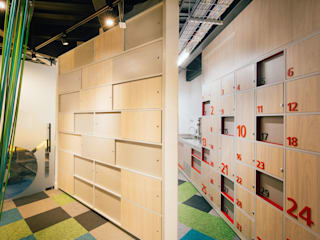 Modismo Office spaces & stores Wood