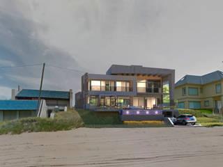 Crystal de Mar - Casa de Alta gama - Pinamar - frente al Mar de Sansó Arquitectura