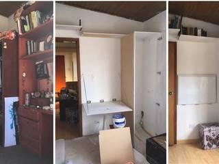 Remodelación Habitación de PyH Diseño y Construcción