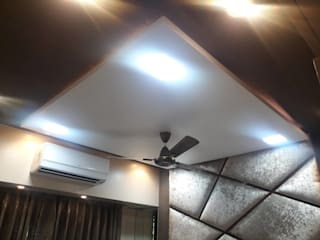 2.5 BHK HOME RENOVATION by AXLE INTERIOR Modern