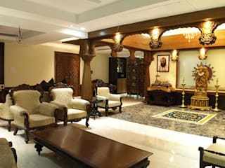 Top Interior Designers In Pune: modern  by Aniruddha Vaidya & Associates (AVA),Modern