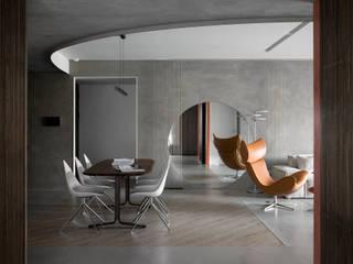 House of Future Contemporary 根據 Studio In2 深活生活設計 現代風