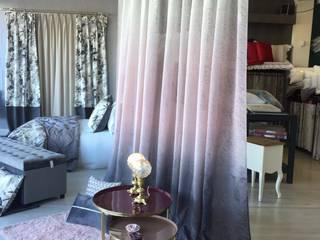 Exposición de cortinas de Aroa Proyecto XXII Clásico