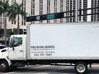 by Pro Movers Miami