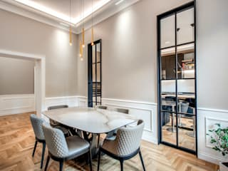 MOB ARCHITECTS Modern Dining Room