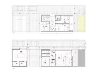 Moradia Unifamiliar Picalhos, Sta Maria Feira por rem-studio Moderno