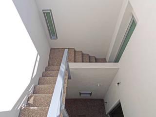 Terraza Panorámica | Casa Atlas de DOOR Arquitectos Minimalista