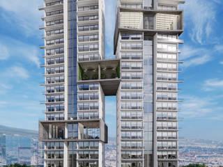 UNREALITY Architecture & Design Terrace house