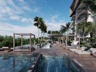 UNREALITY Architecture & Design Infinity Pool