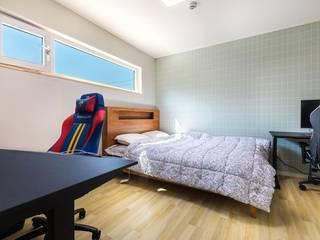 Moderne Schlafzimmer von 한글주택(주) Modern