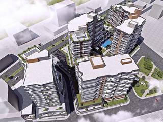 Vista Teras 385 - Karma Yapı, Bursa CM² Mimarlık ve Tasarım Stüdyosu Modern