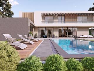 Villa 206 - Mimari Tasarım, Bursa CM² Mimarlık ve Tasarım Stüdyosu Modern