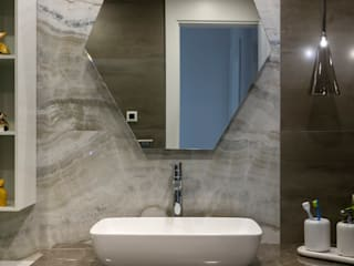 Classic style bathrooms by Mimoza Mimarlık Classic