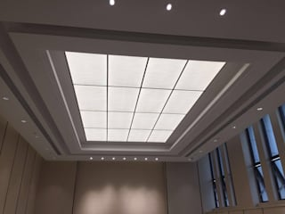 Custom LED Panel for Ceiling Light by MAX Illumination Modern