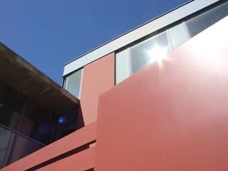 Nave Taller de Arte SMB ARQUITECTURA Estudios y despachos de estilo moderno