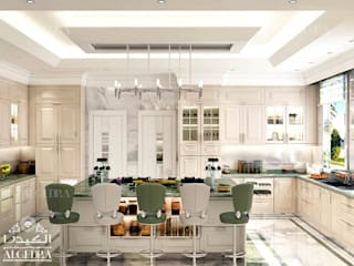 Mediterranean style kitchen by Algedra Interior Design Mediterranean
