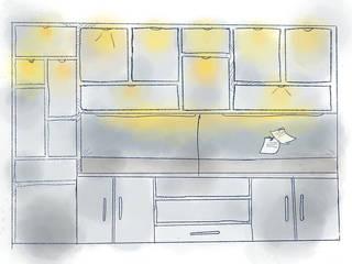 de Sahiba's Design Studio Moderno