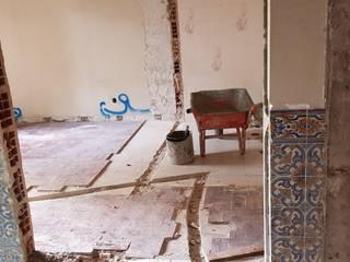 Congrau Engenharia Kamar Mandi Modern Keramik White