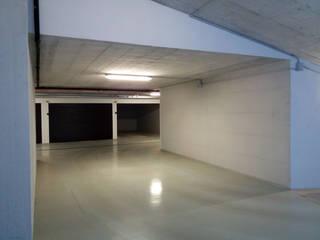 Moderne Garagen & Schuppen von Criscuolo Costruzioni Srl Modern