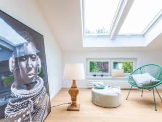Münchner home staging Agentur GESCHKA Akdeniz Yatak Odası