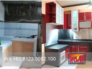 PESAN WA +62,8123,5082,100, Kitchen Set Di Malang Daneswara Group KitchenKitchen utensils Kayu Lapis Red