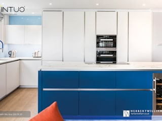 Intuo Blue Bling by Intuo Modern