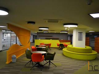 MERCEDES Ofis Tasarım, Dekorasyon ve Uygulama HCA Mimarlık İnş. Rek. San. Tic. LTD. ŞTİ. Ofis Alanları Ahşap Ahşap rengi