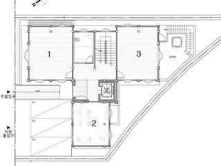 은평구 한문화너나들이센터 설계공모 우수상 by 건축사사무소 한세움 한옥