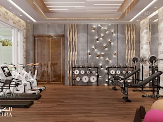 Modern gym by Algedra Interior Design Modern