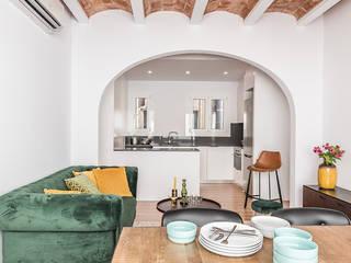 by Baena Casamor Arquitectes BCQ, slp Modern