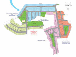 Bungalow sanctioned NA Plots in Dapoli by Viaa Vision by Viaa Vision