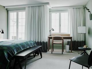 Hotel The Cambrian (Suiza) Hoteles de estilo escandinavo de Gancedo Escandinavo