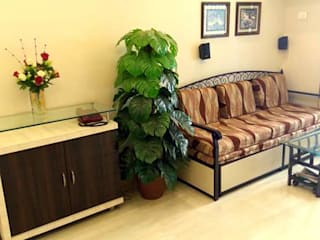 1 BHK TURNKEY PROJECT: modern  by AXLE INTERIOR,Modern