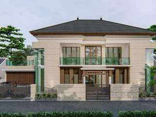 PHDM HOUSE Rumah Modern Oleh ARK-chitect studio Modern