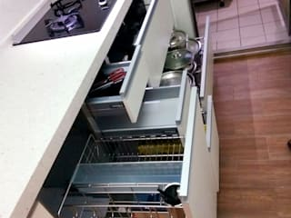 modern  by 微.櫥設計/We.Design Kitchen, Modern