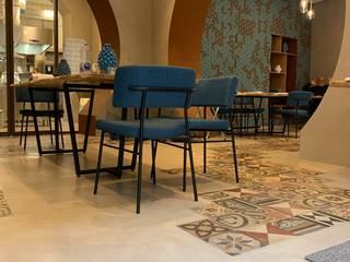 TERRAMMARE - Cucina Siciliana Contemporanea Gastronomia in stile mediterraneo di Viviana Pitrolo architetto Mediterraneo