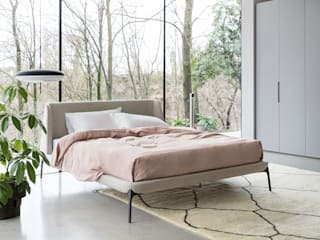 Minimalistische Schlafzimmer von L&M design di Marelli Cinzia Minimalistisch