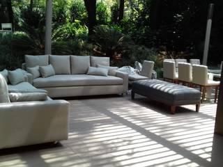 Juego de Sala Landscape Exterior de ACY Diseños & Muebles Minimalista