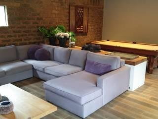Sala Modular con Chaise Lounge de ACY Diseños & Muebles Moderno