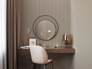Chambre scandinave par DesignNika Scandinave