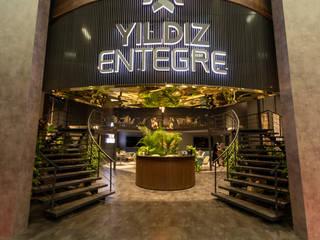 Yıldız Entegre İnterMob Fuar - 2019 Modern Sergi Alanları ZB MİMARLIK İNŞAAT SANAYİ VE TİC. LTD. ŞTİ. Modern