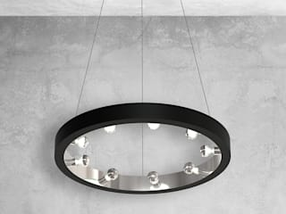 Collection of Marble lamps designed by International Fashion Designer Luxury Chandelier Dining roomLighting Marble Black
